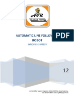 Automatic Line Following Robot [Pic Based ]] Synopsis
