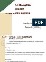 Kontrasepsi Hormon