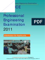 PPE 2011 Exam Brochure 30 Nov 2010 Final