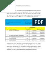 Analisis Laporan Keuangan- Tamk