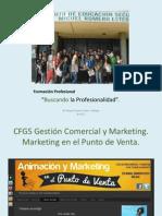 Buscando la Profesionalidad en la Formación Profesional IES Miguel Romero Esteo