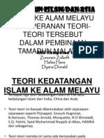 Teori Kedatangan Islam