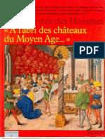 A l´abri des Chateaux du Moyen Age