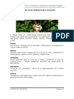 CONSERVACION INTERNACIONAL ECUADOR.docx