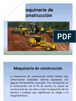 08 Clase - Maquinaria de construcción