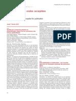 Auto-stabilisation et rééducation une nouvelle approche de l'évaluation posturale des personnes âgées