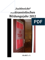 Sachbericht 2012