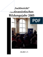 Sachbericht 2005