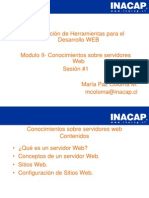 Capitulo 02 - Conocimientos Sobre Servidores Web