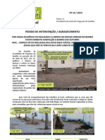 2013-14 - PI - Bairro Fundo Fomento Habitação Rua João Lobo de Miranda Qualidade de Vida Esquecida