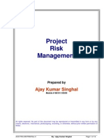 2~Text Book~Project Risk Management Rev-3 (Final)