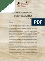 El+Car%C3%A1cter+Esot%C3%A9rico+de+Los+Evangelios+%28HP+Blavatsky%29