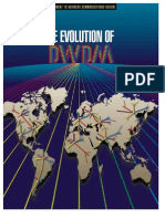 Evolution of DWDM ( Ciena )