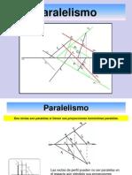 diedrico-paralelismo