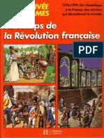 Au temps de la révolution française
