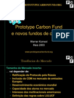 Banco Mundial e o Mercado de CO2