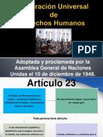 La Declaración Universal ii