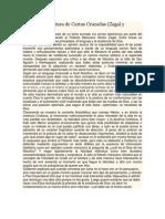 Reporte de Lectura de Cartas Cruzadas Zagal y Fadannelli