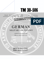 TM 30-506