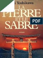 Yoshikawa,Eiji-[Musachi-1]La Pierre Et Le Sabre(1935).OCR.french.ebook.alexandriZ