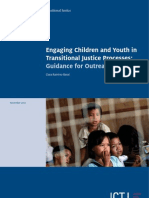 Engaging Children and Youth in 