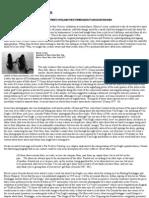 Rosalind Krauss - Deconstructing Origin Stories