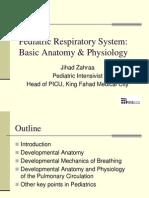 Peds Basic Anatomy Physiology