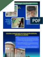 Intervención de los trastornos pragmáticos en alumnos con autismo