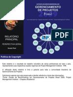 Relatorio PMI Rio Benchmarking 2009 A