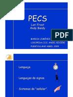 Taller 3- SAC- PECS- Sistema de intercambio por imágenes