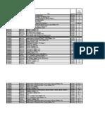 Summer 2009 Exam Timetable(1)