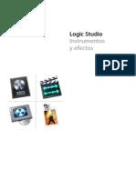 Instrumentos y Efectos de Logic Studio