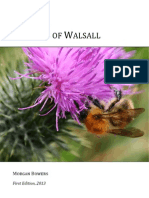 The Bees of Walsall 1st Edition