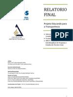 Modelo Relatorio Consultoria