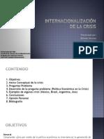 2 Internacionalización de la Crisis