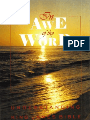 30 Words to the Wise (According to Thy Word Book 1)