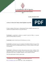 Oficio a Diretoria PDF