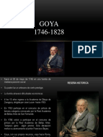 Exposicion Goya