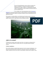 La Geografía Urbana.docx