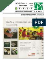 LP1 GUÍA TP2 C 2013 clase 20 PUBLICIDADES