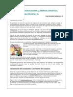 Gerencia Presupuestos (Construction Budgeting management)