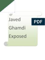 Javed Ghamdi Exposed
