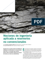 Shale Oil Fractura