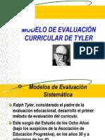 Evaluacion Tyler