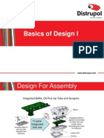 Basics of Design I