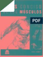 Atlas Conciso de Los Musculos - JARMEY - (A4)