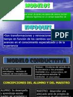 14 MODELOS Y ENFOQUES EDUCATIVOS verdadero.ppt