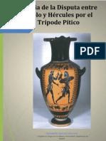 Hydria, Disputa entre Apolo y Hércules por el trípode de Pitias.