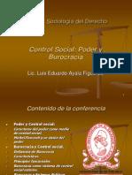 Control Social Poder y Burocracia (1)
