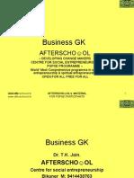 Business GK